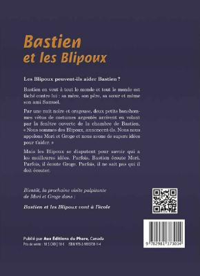 Bastien et les Blipoux, Faber-Mazlish2